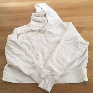 Gap The Archive White Hoodie